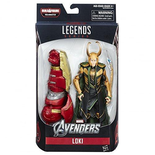 Marvel Legends Series Loki 6 inch Exclusive Action Figure