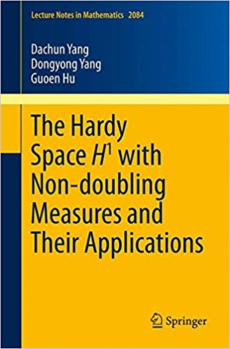 Book The Hardy Space H1 with Non-doubling Measures and Their Applications (Lecture Notes in Mathematics)