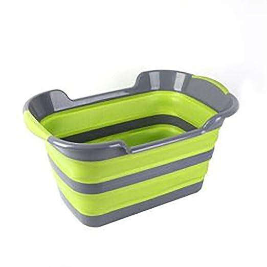 ZHYY Piscina de baño para Mascotas Plegable Portátil Tina de baño ...