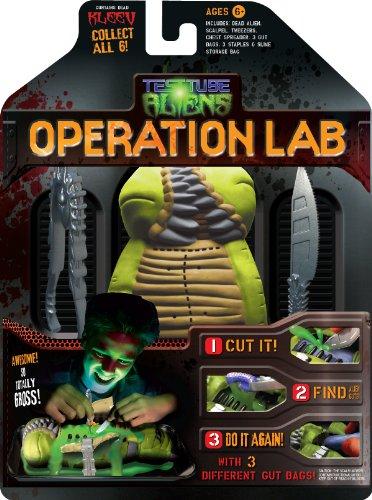 Test Tube Aliens Operation Lab - Kleev