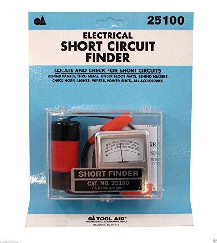 Fuse Finder (SG Tool Aid 25100 Short Tester)