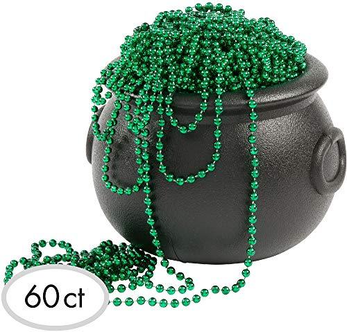 Pot O' Bead Necklaces 60ct ()