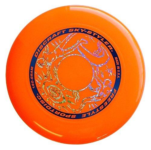 Discraft Freestyle Sky-styler Frisbee 160 Gram Sport ()