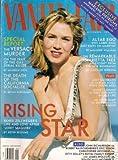Vanity Fair Magazine September 1997 Renee Zellweger