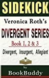 Divergent, Insurgent, Allegiant, BookBuddy, 1496118715