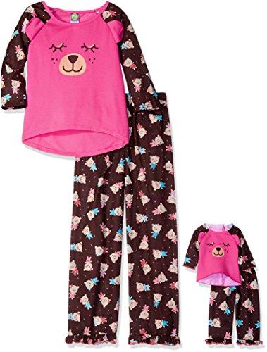Dollie Me Girls Bear Sleepwear