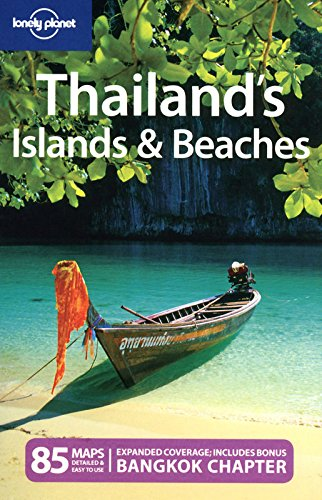 Lonely Planet Thailand's Islands & Beaches (Regional Travel Guide)