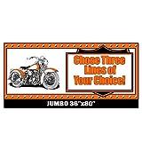 Partypro Harley Hawg (Banner Jumbo)