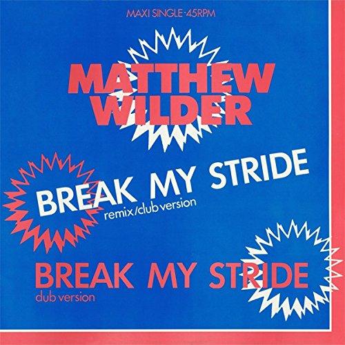 Break My Stride (Remix/Club Version) 5:10 (Dub Version) 4:02 [ 12 inch VINYL Maxi-single ] Nobody's Gonna Break My - Strides Single