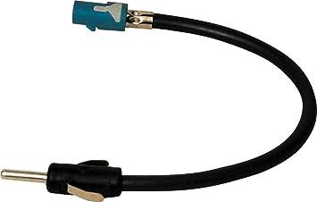 FAKRA (M) Adaptador de Antena DIN (150 ohmios)