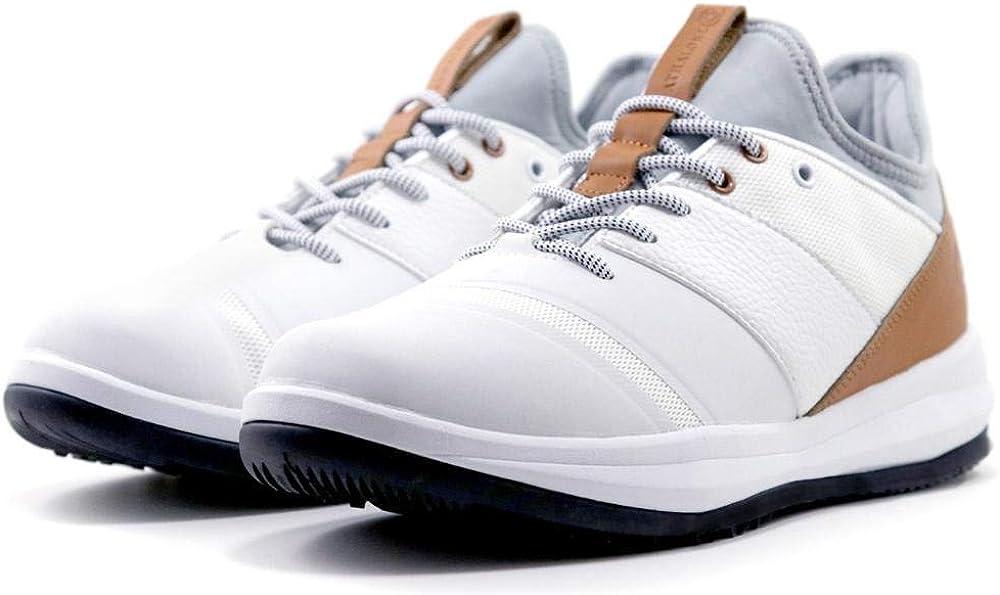Athalonz EnVe Golf Shoes, Mens, White
