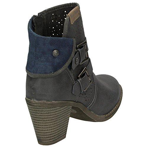 Bruno Banani253-338 - botas clásicas Mujer Azul - azul