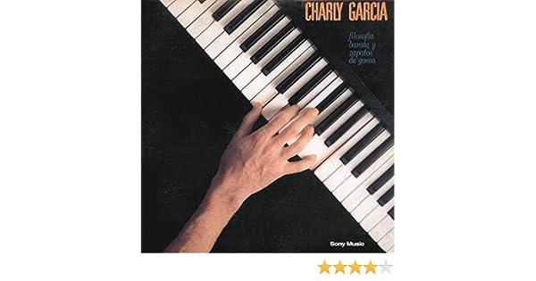 Filosofía Barata y Zapatos de Goma by Charly García on Amazon Music - Amazon.com