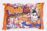 De La Rosa Deli 100 pc Assorted Milk Filled Candies; Caramelos de Leche Rellenos