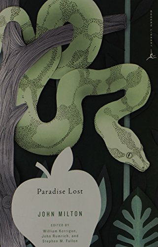 Paradise Lost (Modern Library Classics)