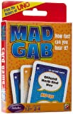Mad Gab Picto-Gabs Card Game