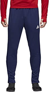 Adidas Mens Con18 Track Pant, Blue/White, Large S1806GHTT009