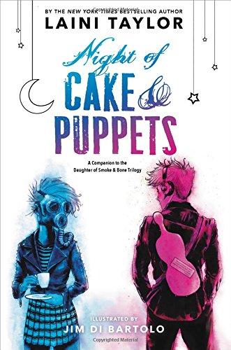 Download Night of Cake & Puppets (Daughter of Smoke & Bone) pdf