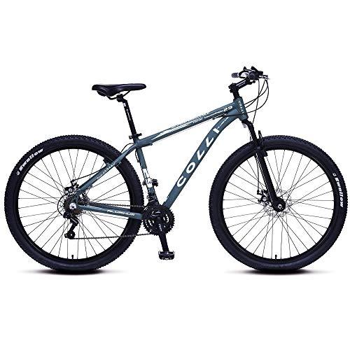 Bicicleta colli aluminio aro 29 freio a disco shimano 21 marchas - 531.15