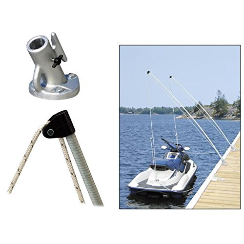 Dock Edge Economy Mooring Whip 8ft 2000 LBS up to 18ft