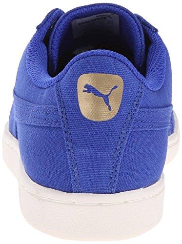 Puma Kvinna Vikky Cv Klassisk Stil Sneaker Bländande Blå