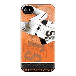 SherriFakhry Iphone 6plus Durable Hard Phone Cases Support Personal Customs Trendy San Francisco Giants Image [OGH19100otJY]