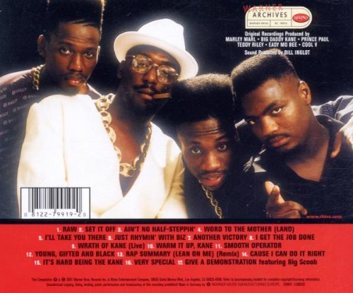 The Very Best Of Big Daddy Kane by Rhino