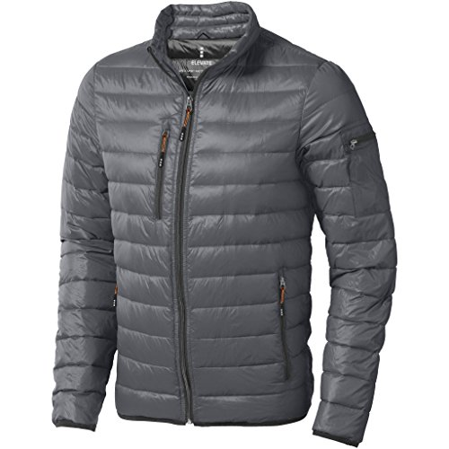 Scotia Jacket Elevate Grey Light Down Steel Mens 6wzxzZqRA