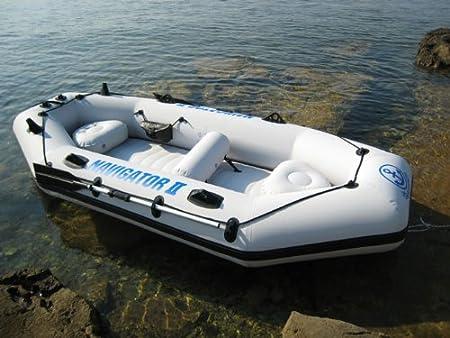 Via Nova Navigator II - Barca hinchable: Amazon.es: Instrumentos ...