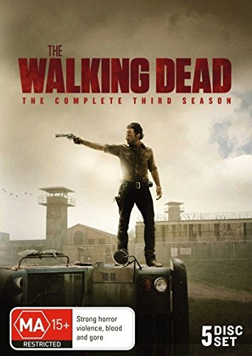 The Walking Dead - Season 3 [NON-USA Format / PAL / Region 4 Import - Australia]