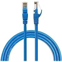 Alfais 4937 Cat6 Ethernet Patch İnternet Kablosu, 1 m