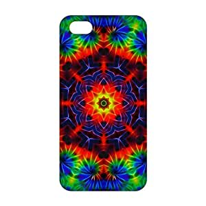 Cool-benz Colorful fractal design 3D Phone Case for iPhone 5s