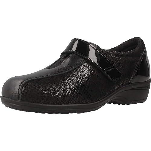 Cordones Zapatos MujerColor De PinososModelo MarrónMarca Para 6v7ybfgY