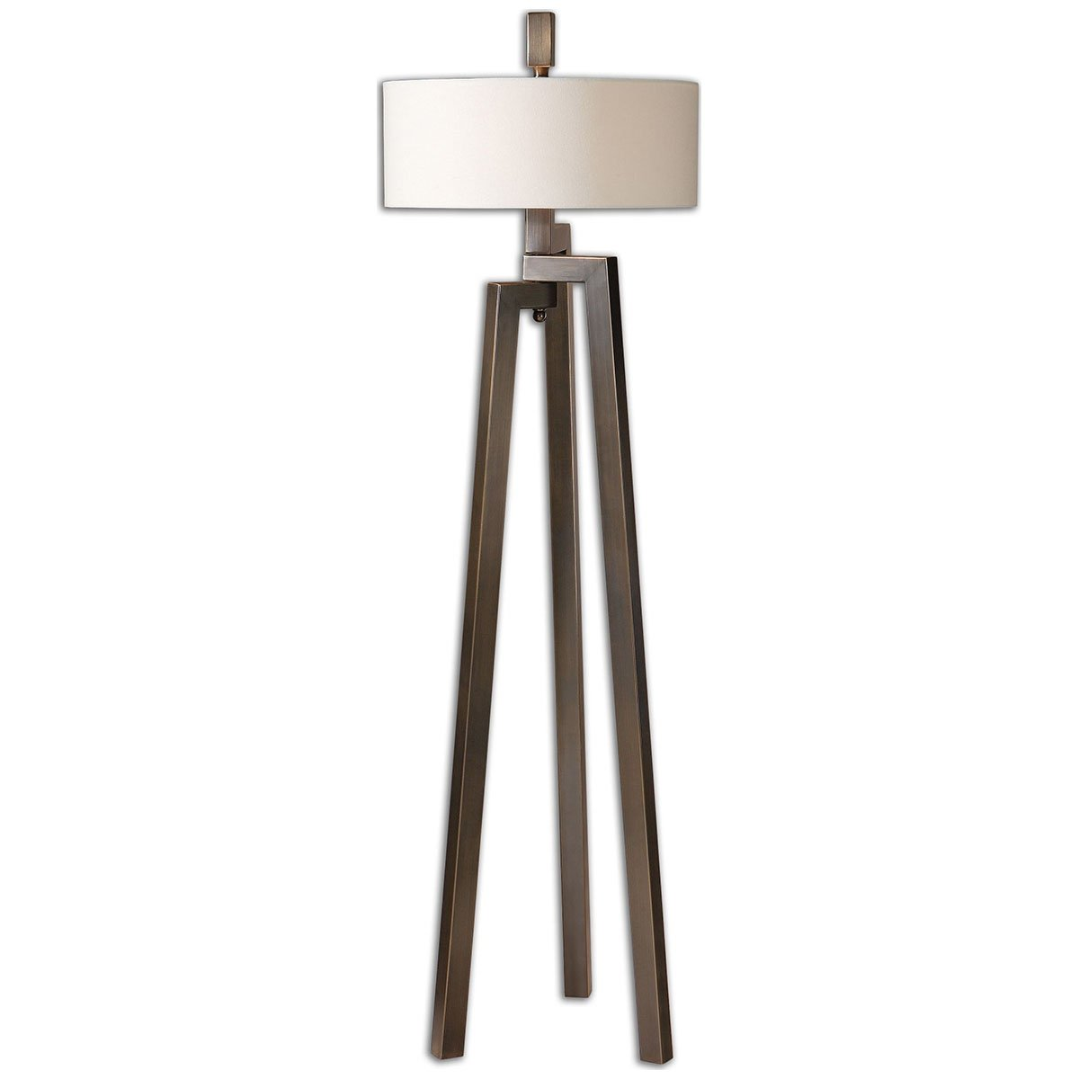 Amazon.com: Uttermost 28253-1 Mondovi Modern Floor Lamp: Home & Kitchen - Amazon.com: Uttermost 28253-1 Mondovi Modern Floor Lamp: Home