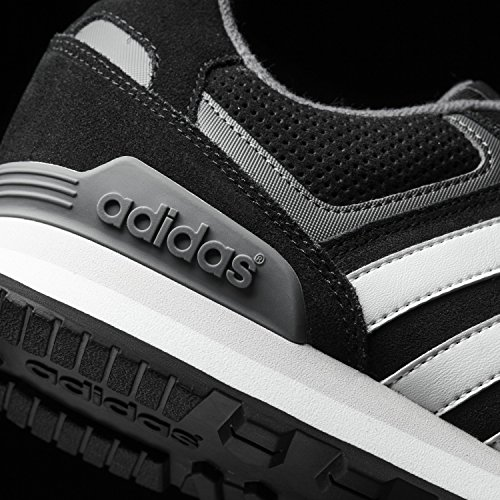 adidas Runeo 10k, Chaussures de Running Homme Nero (Core Black/Ftwr White/Grey Five F17)