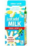 Griddly Games Just Add Milk: Science + Art Kit, Green/Blue