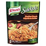 Knorr Chipotle Cheddar Pasta Side Dishes 124 GR (Pack of 8)