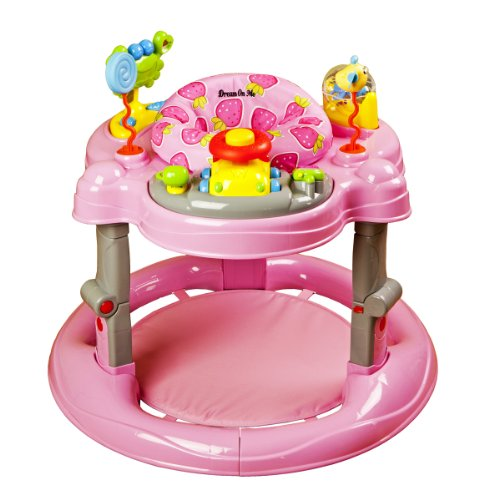 Dream On Me Spin Musical Activity Center Pink