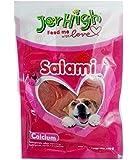 Jer High Salami, 100 g (Pack of 2)