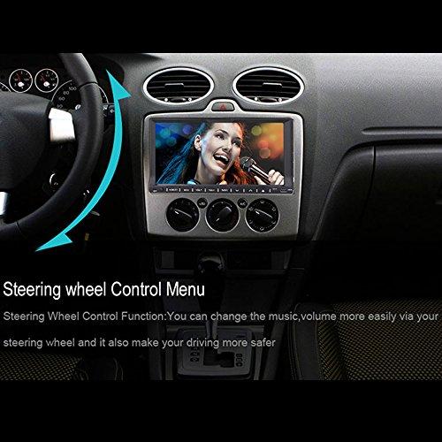 TOCADO Car Camera In MP3,CD,DVD Player,AUX SUB Mp3 USB/SD Backup Camera Map Card