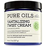 Pure Oils by Silk Elements Tantalizing Twist Cream