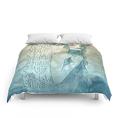 51zAdsE48KL._SS450_ Mermaid Bedding Sets and Mermaid Comforter Sets