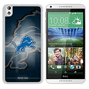 Detroit Lions 28 White Personalized Recommended Custom HTC Desire 816 Phone Case