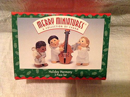 Hallmark Merry Miniatures Holiday Harmony 1997