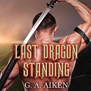 Last Dragon Standing Audiobook