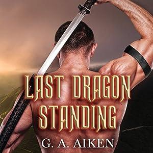 Last Dragon Standing Hörbuch