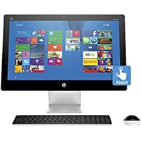 2015 Newest Model HP Pavilion 23 inch All in One Touchscreen Desktop(Intel® CoreTM i3-4160T Processor 3.1 GHz, 1080p FHD IPS 1920 x 1080 Touch Display, 8GB DDR3L, 1TB HDD, Windows 8.1)