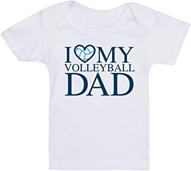 Player in Training Colors /& Sizes Volleyball Baby /& Infant T-Shirts