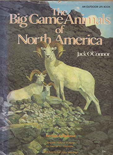 - The Big Game Animals of North America