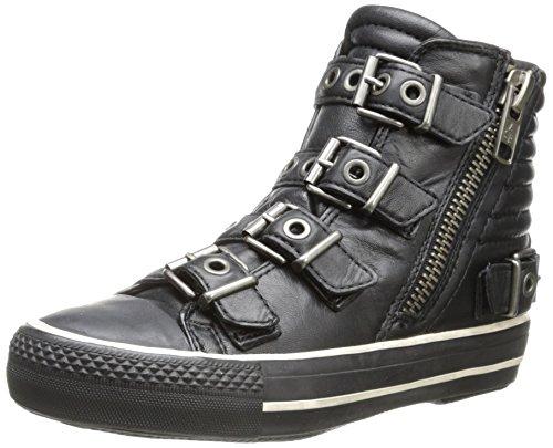 Zapatillas De Deporte Vangelis Fashion Ash Para Mujer Negras